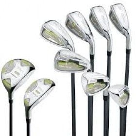used-lefthanded-ladies-golf-clubs