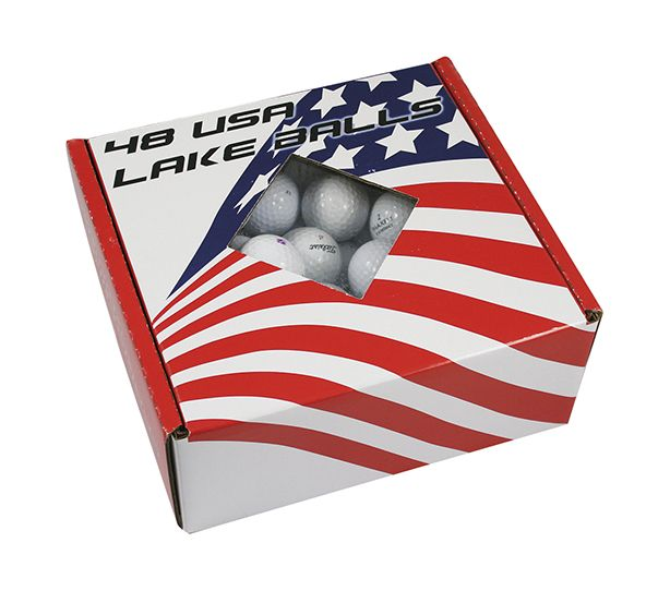 48 USA Mixed Lake balls? new golf products dublin ireland