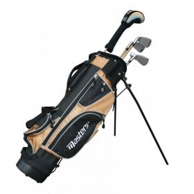 Junior 520 Half Set 12-14 Rh Blk/Gold? new golf products dublin ireland