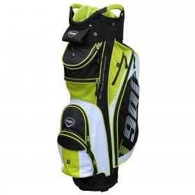 Masters T900 Trolley Golf Bag Lime/Black/White