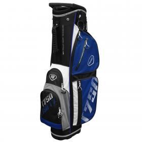Masters T750 Trolley Bag Blk/Blue//White
