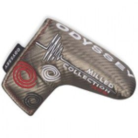 Odyssey Milled Collection RSX Blade Putter Headcover