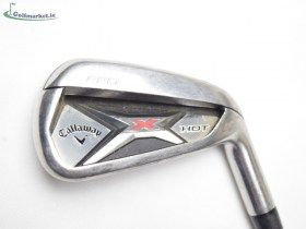 Callaway X-Hot Pro Graphite Iron Set