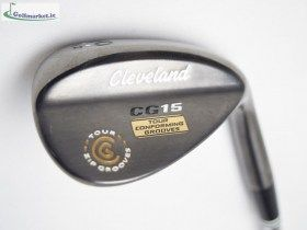 Cleveland CG15 Black Pearl 60 Wedge
