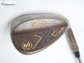 Callaway X C Grind Raw 60 Wedge