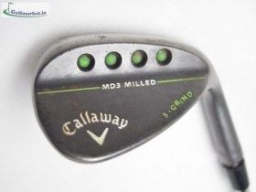 Callaway MD3 S Grind 52 Wedge