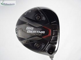 Big Bertha Alpha 816 Double Black Diamond Driver