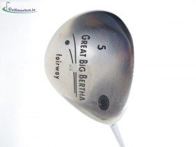 Callaway Great Big Berth II Fairway 5 wood