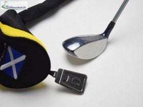 New Kane Golf Blue Javelin 5 Hybrid