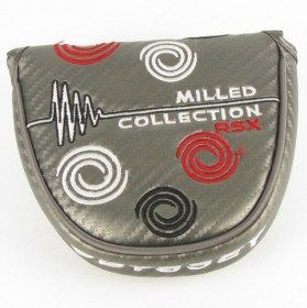 Odyssey milled Collection RSX Mallet Putter Headcover