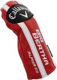 Callaway Big Bertha Alpha 815 Fairway Red Headcover