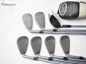 Adams Idea Super S Graphite Iron Set