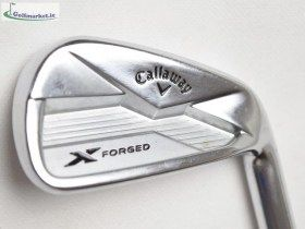 Callaway X Forged 18 Iron set