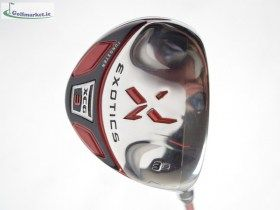 Tour Edge Exotics Xcg-3 Fairway 3 Wood