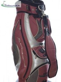 Cobra Pink Cart Bag