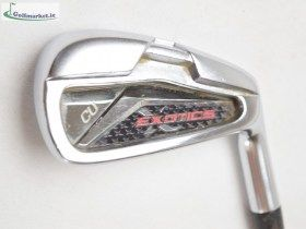 Tour Edge Exotics CU Iron Set (5-PW)