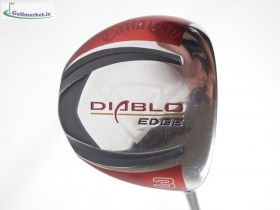 Callaway Diablo Edge Fairway 3 Wood