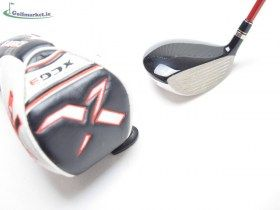 Tour Edge Exotics Xcg-3 Fairway 5 Wood