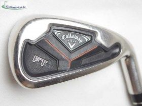 Callaway FT Graphite Iron Iron Set