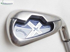 Callaway X18 Graphite Iron Set