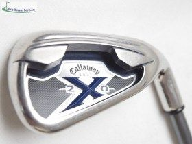 Callaway X20 Graphite Iron Set