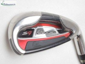 Cobra King Cobra S9 Graphite Iron Set