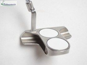Odyssey White Hot 2 Ball Blade Putter