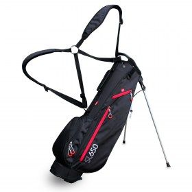 New Masters SL650 Standbag Black/Red