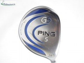 Ping G5 Fairway 5 Wood