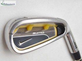 Nike Sasquatch Sumo Graphite Iron Set