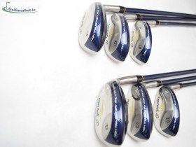 Spalding High Ball Power Graphite Hybrid Iron Set