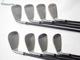 Wilson Di7 Graphite Iron Set