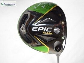 Callaway Epic Flash SubZero 9 Driver