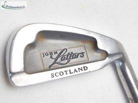 John Letters Graphite 3 iron