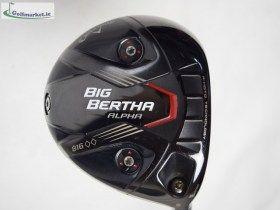 Callaway Big Bertha Alpha 816 DBD 9 Driver