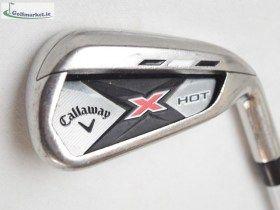 Callaway X Hot Graphite Iron Set