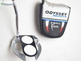 Odyssey Works Versa Tank 2 Ball Fang Putter