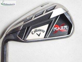 Callaway Razr X 7 Iron
