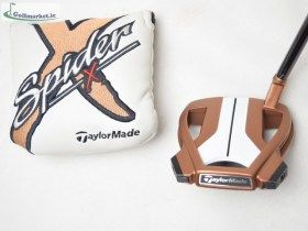 Taylormade Spider X Copper/White SX32 Putter