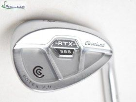 Cleveland 588 RTX 2.0 Satin 54 Wedge