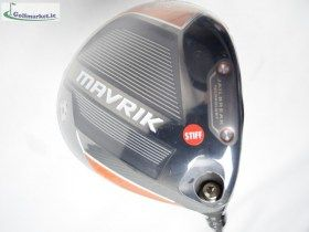Callaway MAVRIK 9 Driver - new with shaft upgrade