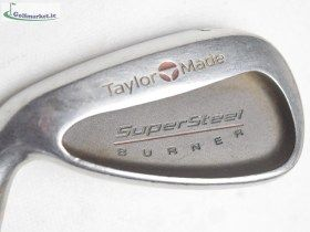 Taylormade SuperSteel Burner Irons