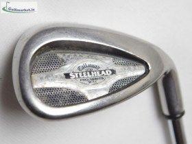 Callaway Steelhead X14 P Wedge