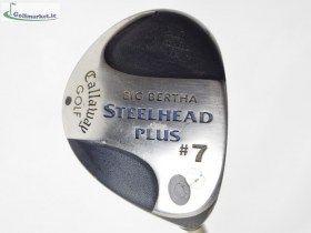Callaway Steelhead Plus Fairway 7 Wood