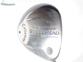 Callaway Steelhead iii Fairway 3 Wood