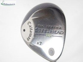 Callaway Steelhead iii Fairway 7 Wood