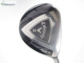 Callaway Razr X Black Fairway 3 Wood
