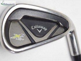 Callaway X2 Hot Graphite Iron Set
