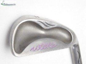 Wilson Wave Iron Set (5-SW)