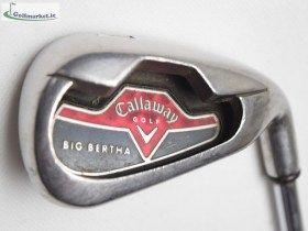 Callaway Big Bertha Iron Set